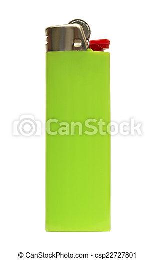 green lighter - csp22727801