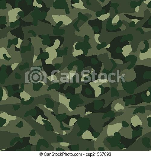 Green mountain disruptive camouflage  seamless pattern - csp21567693