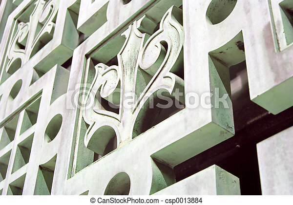 Green Pattern - csp0013884