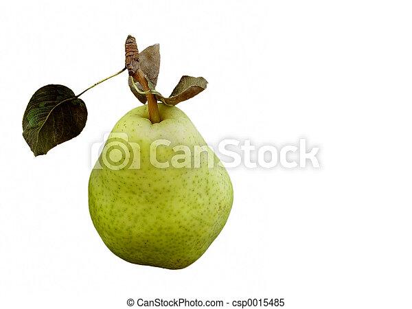 Green pear - csp0015485