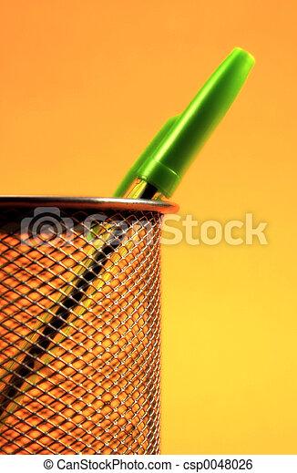 Green Pen 2 - csp0048026