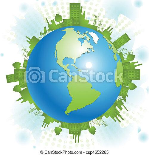 green planet - csp4652265