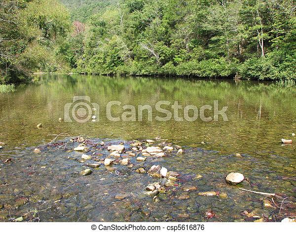 green river view - csp5616876