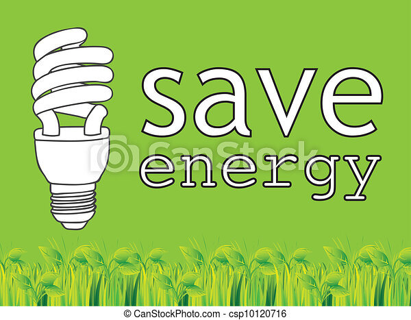 Green saving - csp10120716