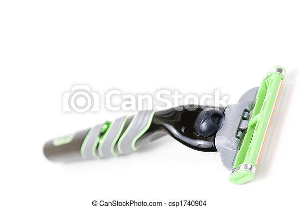 Green shaver - csp1740904