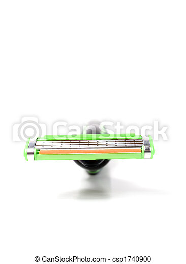 Green shaver - csp1740900