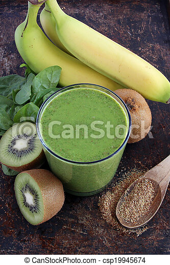 Green smoothie - csp19945674