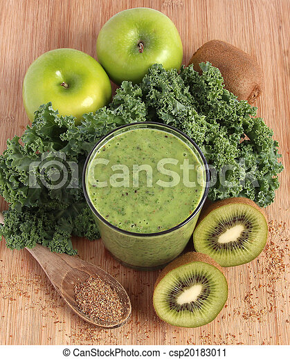 Green smoothie - csp20183011