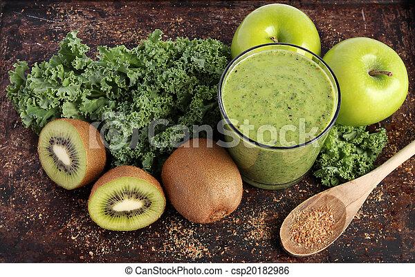 Green smoothie - csp20182986
