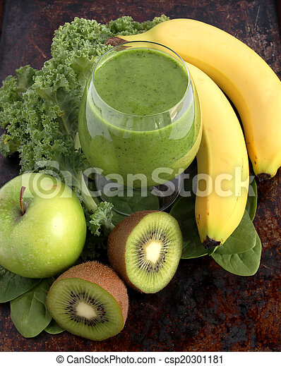 Green smoothie - csp20301181