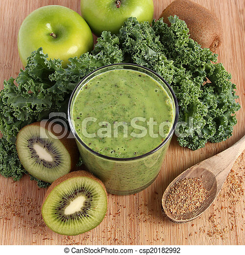 Green smoothie - csp20182992