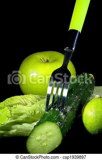 green stuff - csp1939897