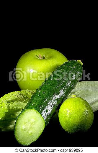 green stuff - csp1939895