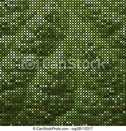 green textured abstract background - csp28115317