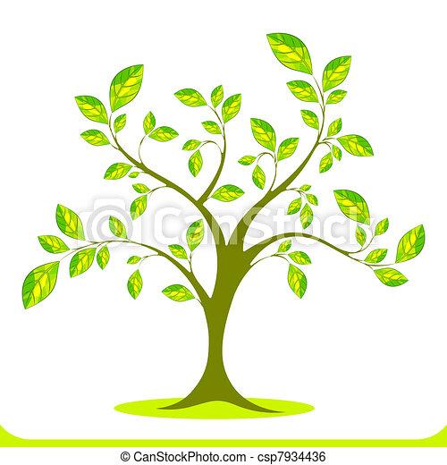 Green Tree - csp7934436