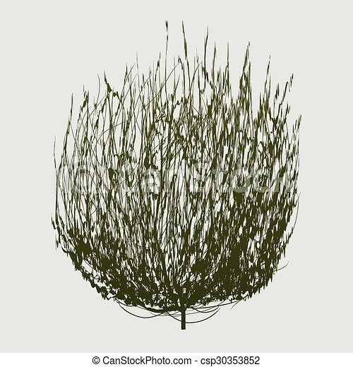 green tumbleweed isolated dry brown round tumbleweed clipart rh canstockphoto com animated tumbleweed clipart animated tumbleweed clipart