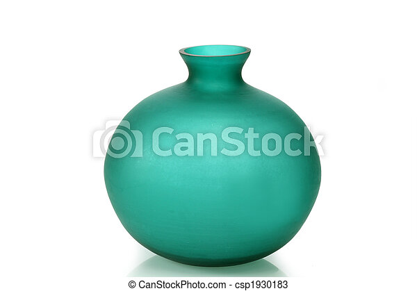 Green vases - csp1930183