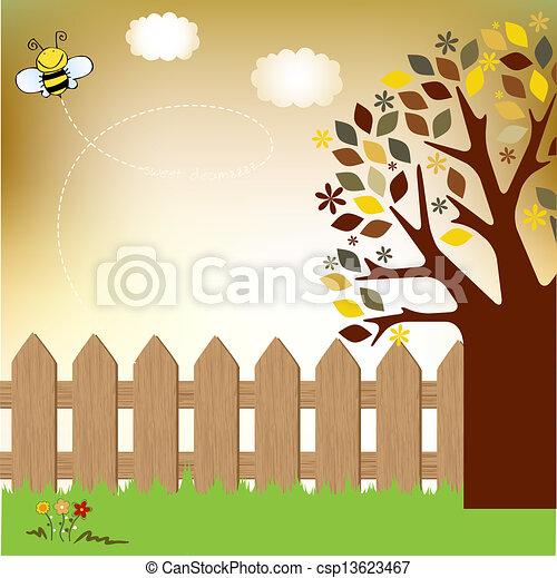 greeting card - csp13623467