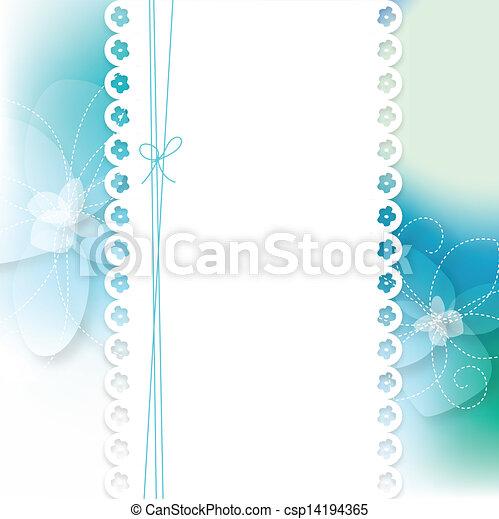 Greeting card - csp14194365