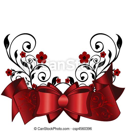 greeting card - csp4560396