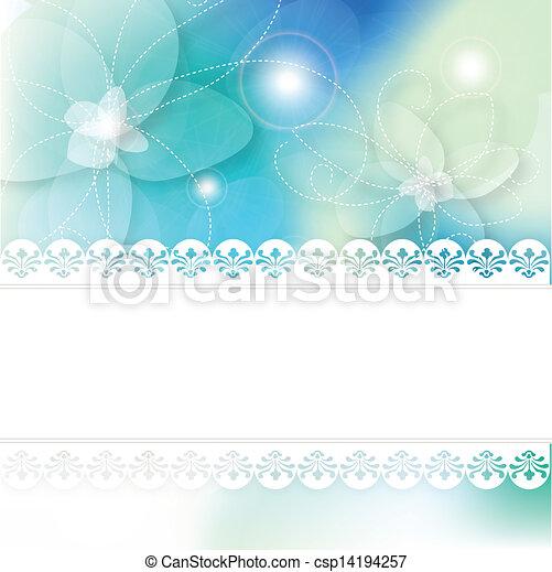 Greeting card - csp14194257