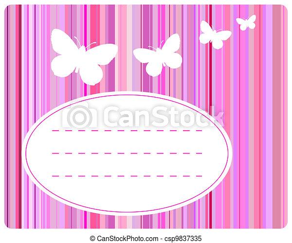 Greeting card - csp9837335