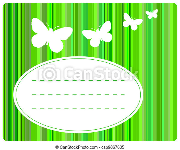 Greeting card - csp9867605