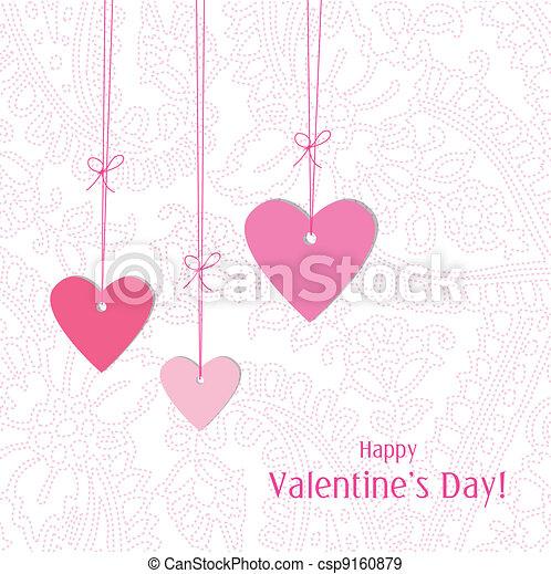 Greeting card - csp9160879
