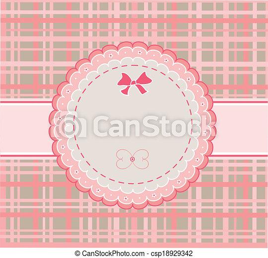 Greeting card - csp18929342