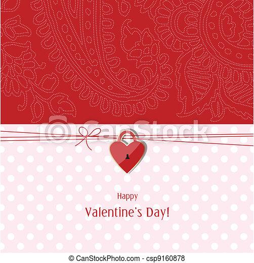 Greeting card - csp9160878