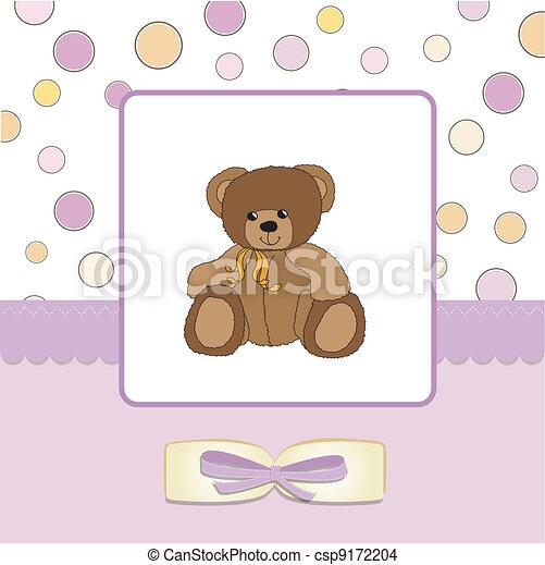 greeting card  - csp9172204