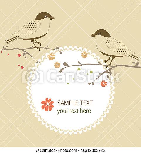 Greeting card - csp12883722