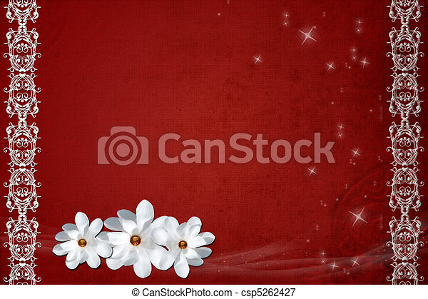 Greeting card - csp5262427