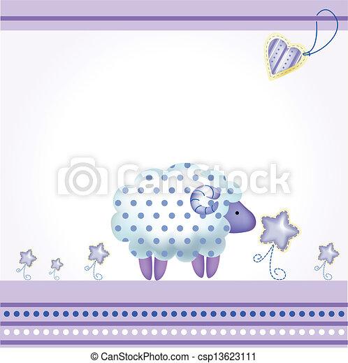Greeting Card - csp13623111