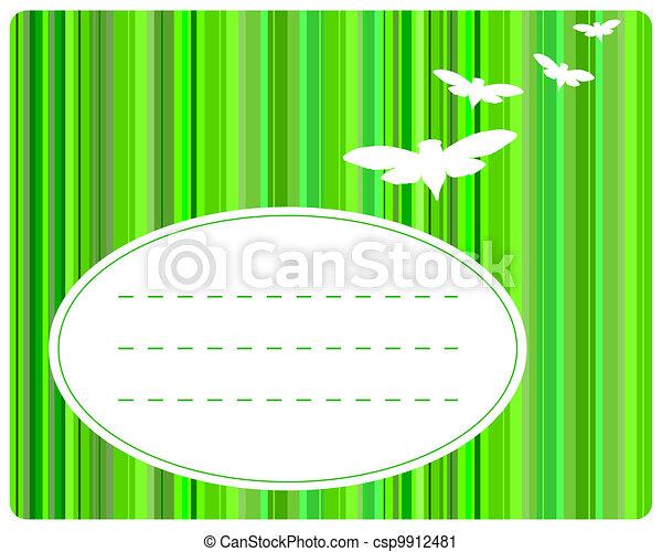 Greeting card - csp9912481