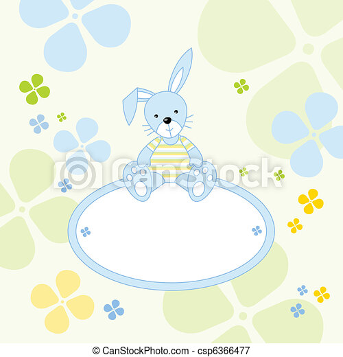 Greeting card with copy space - csp6366477