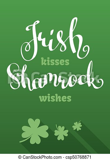 Greetings card for st patricks day greetings card for st greetings card for st patricks day csp50768871 m4hsunfo