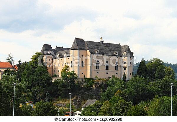 Greinburg Castle - csp6902298