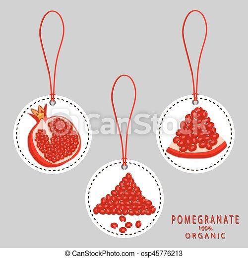 Grenade fruit rouges m re doux tiquette coup cru tiquette logo consister rouges - Grenade fruit dessin ...