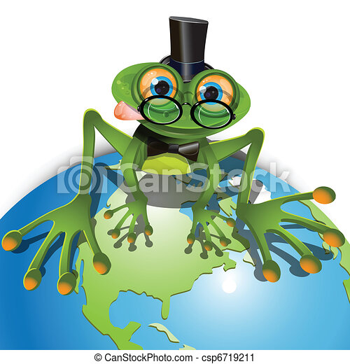 grenouille - csp6719211