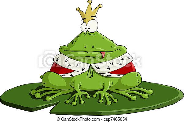 grenouille - csp7465054