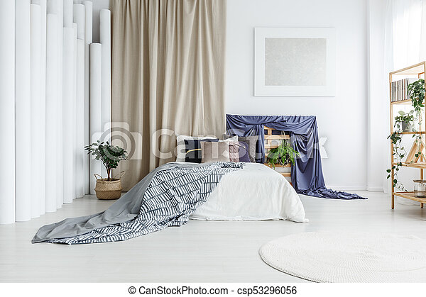 Grey And Patterned Blankets Grey And Patterned Blanket Thrown On Extraordinary Patterned Blankets