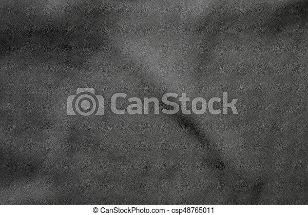Grey Elegant Wavy Fabric Texture