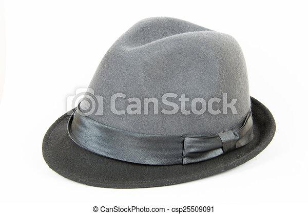 Grey hat - csp25509091