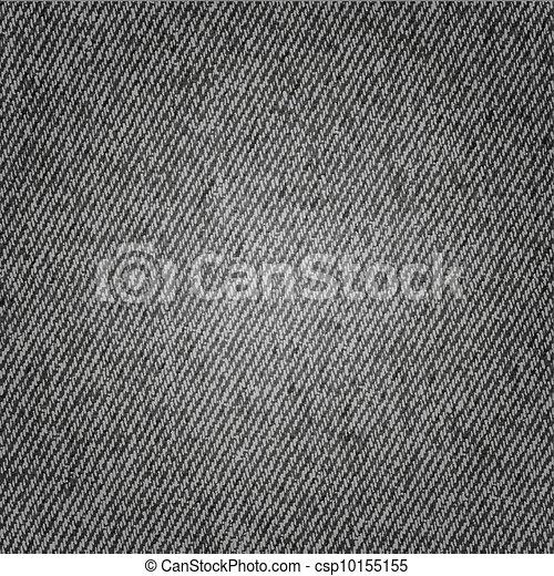 Grey jeans background - csp10155155