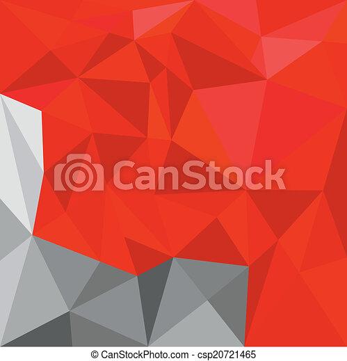 grey red triangle vector background clip art vector csp20721465