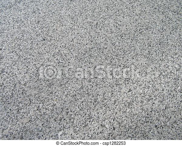 grey small stone background - csp1282253