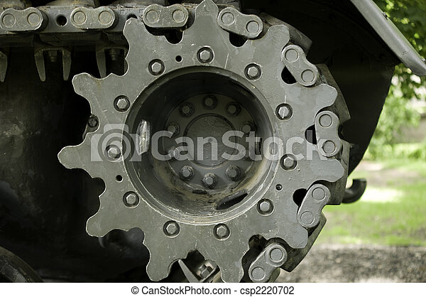Grey Sprocket - csp2220702