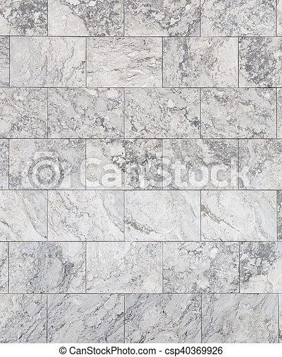 Grey stone wall - csp40369926