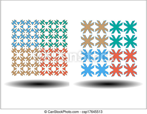 grid pattern - csp17645513